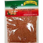 El Guapo Camaron Molido Dried Ground Shrimp