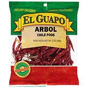 El Guapo Chili De Arbol Whole