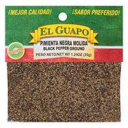 El Guapo Ground Black Pepper