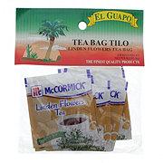 El Guapo Linden Flower Tea Bag