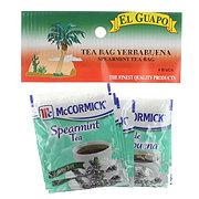 El Guapo Spearmint Tea Bag