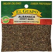 El Guapo Sweet Basil
