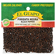 El Guapo Whole Black Pepper