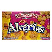 El Mexicano Alegrias Cookies