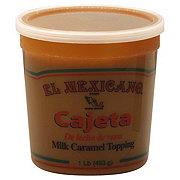 El Mexicano Cajeta Milk Caramel Topping