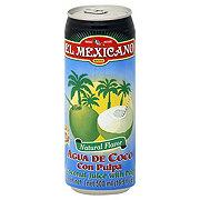 El Mexicano Coconut Juice With Pulp