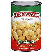 El Mexicano Garbanzo Beans