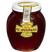 El Mexicano Honey with Comb