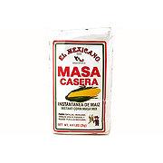 El Mexicano Instant Corn Masa Mix Casera Instantanea De Maiz