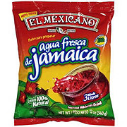 El Mexicano Jamaica Instant Hibiscus Drink Mix