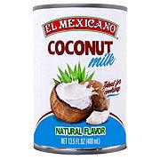 El Mexicano Leche de Coco Coconut Milk