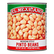 El Mexicano Mexican Style Pinto Beans