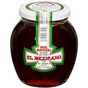 El Mexicano Natural Bee Honey