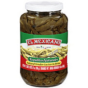 El Mexicano Natural Tender Cactus in Brine