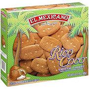 El Mexicano Rico Coco Cookies