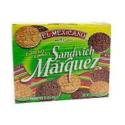 El Mexicano Sandwich Marquez Cookies