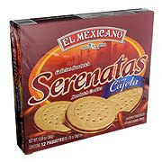 El Mexicano Serenatas with Cajeta Cookies