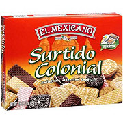 El Mexicano Surtido Colonial Assorted Cookies