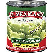 El Mexicano Tomatillos Enteros Whole Tomatillos