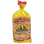 El Mexicano Tostadas Fried Corn Tortillas
