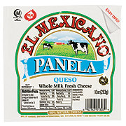 El Mexicano Whole Milk Panela Cheese