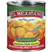 El Mexicano Zanahorias Mexican Style Carrots