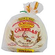 El Milagro Casera Homemade Flour Tortillas