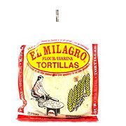 El Milagro Flour Tortillas