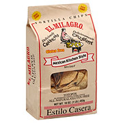 El Milagro Totopos Thick Salted Tortilla Chips