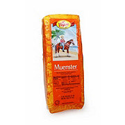 El Viajero Muenster Cheese, Sliced