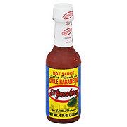El Yucateco Salsa Picante de Chile Habanero Hot Sauce
