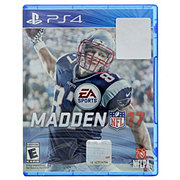 Electronic Arts Madden NFL 17 for PlayStation 4
