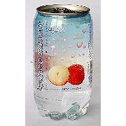 Elisha Lychee Flavor Carbonated Mineral Water