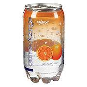 Elisha Orange Mineral Water