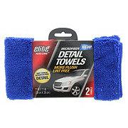 Elite Auto Care Microfiber Detail Towels