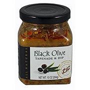 Elki Black Olive Tapenade