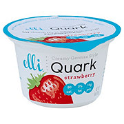 Elli Quark Strawberry Yogurt