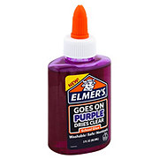 Elmer's Disappearing Purple Glue