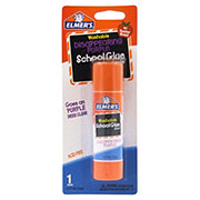 Elmer's Disappearing Purple School Giant Glue Sticks
