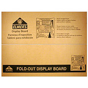 Elmer's Fold Out Display Board