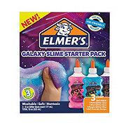 Elmer's Galaxy Slime Starter Kit