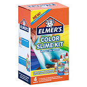 Elmers Tanslucent Slime Kit With Magical Liquid