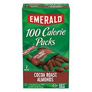 Emerald 100 Calorie Packs Cocoa Roast Almonds Dark Chocolate Flavor