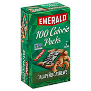 Emerald 100 Calorie Packs Jalapeno Cashews
