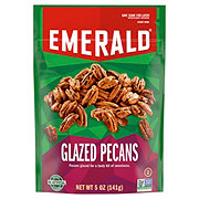 Emerald Glazed Pecans