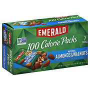 Emerald Natural Walnuts & Almonds 100 Calorie Packs