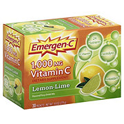 Emergen C Packets Lemon Lime