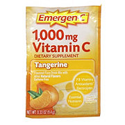 Emergen C Tangerine Vitamin C Tablet Single