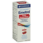 Emetrol For Nausea Cherry Flavor