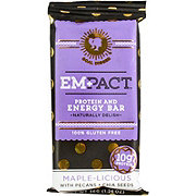 Empact Maple-Licious Protein & Energy Bar
